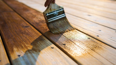 How To Stain Guides