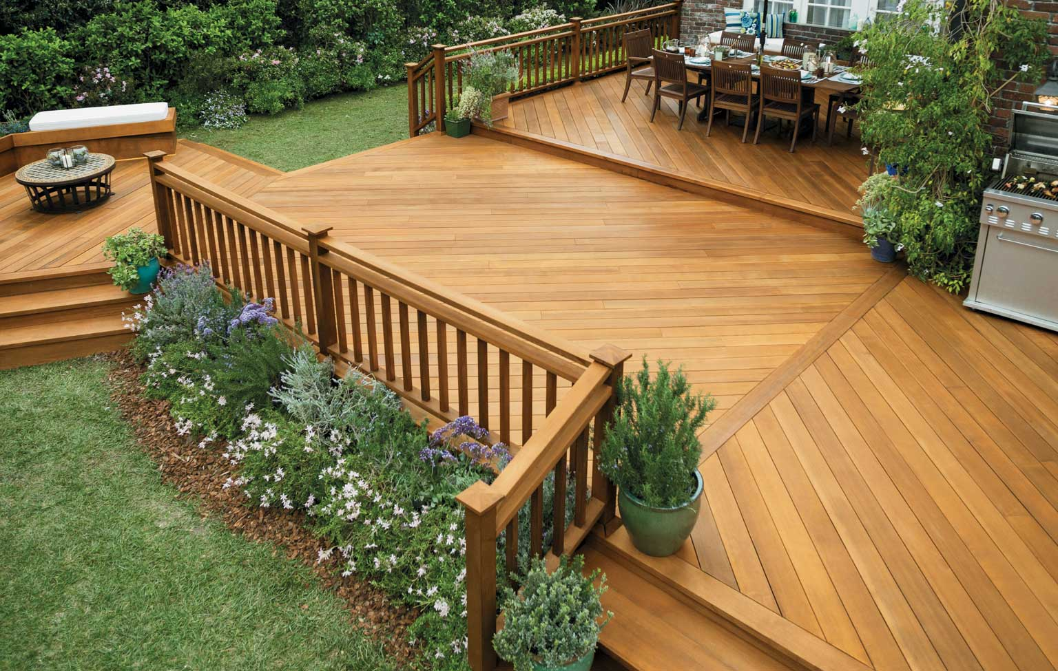 Wood Stain Colors Find The Right Deck Stain Color For Your Project